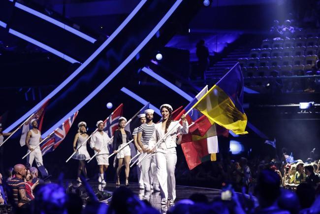 Израиль продемонстрировал знак «Евровидения-2019
