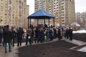 На Позняках в Киеве установили новый антивандальный бювет