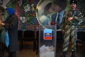 """Дело одного из организаторов """"референдума"""" в Луганской области дошло до суда"""