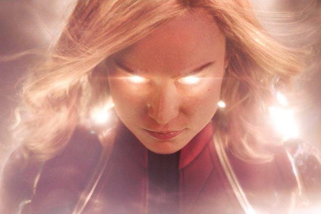 Капитан Марвел 2019— смотреть трейлер онлайн