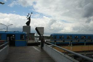 Мост Метро в Киеве обновят за 1,8 миллиардов