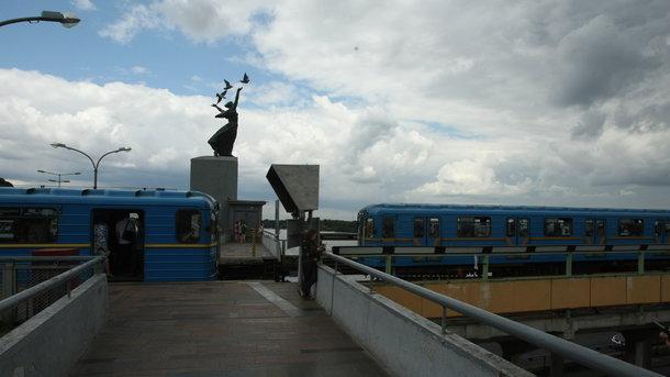ВКиеве закроют ибудут чинить 22 месяца мост Метро