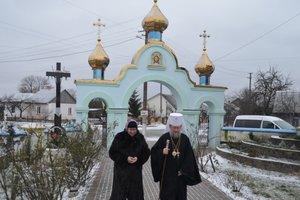 В Ровенской области первая община Московского патриархата перешла к Украинскую церковь