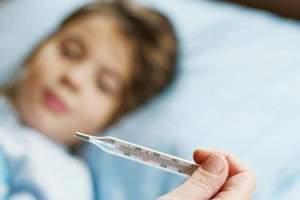 В Запорожской области с начала года гриппом и ОРВИ заболели более восьми тысяч человек
