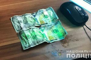 На Закарпатье пограничник во время задержания пытался съесть взятку