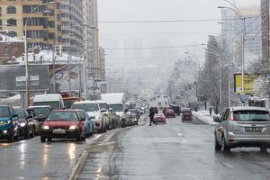 В Украину пришла погода на любой вкус: тепло и мороз, солнце и снегопады