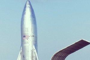 Илон Маск показал новый звездолет Starship: фото и видео