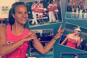 Элина Свитолина узнала соперницу на Australian Open