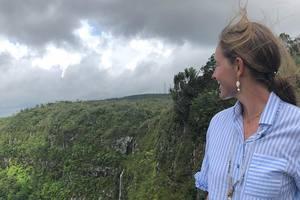Катерина Осадчая показала новые невероятные кадры из Маврикия