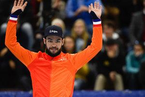 На скандальном призере Олимпиады вспыхнула одежда: спортсмен получил серьезные ожоги