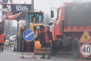 Дороги Киева в этом году изменятся: ремонты проведут на путепроводах и развязках