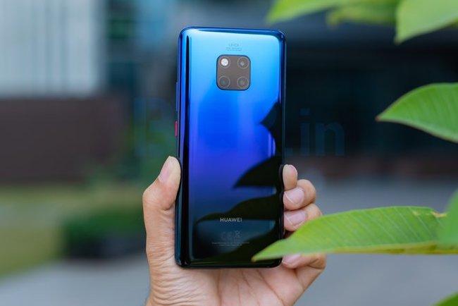 У смартфонов Huawei появится запрет на смену графической оболочки. Фото: BGR India