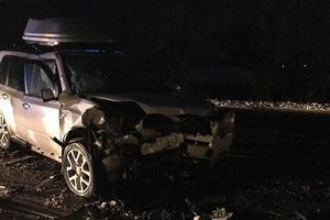 Масштабное ДТП под Тернополем: столкнулись три автомобиля, погиб водитель