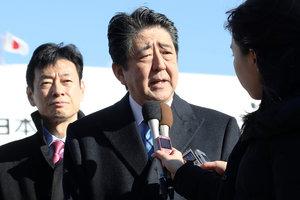 """Ситуация с Курилами: """"сдаст"""" ли Япония Крым в обмен на острова"""