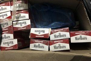 В Тернопольской области нашли нелегального алкоголя и сигарет на 2,5 млн гривен