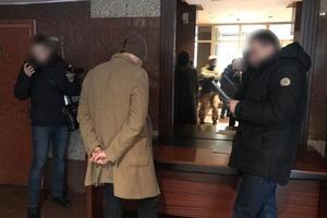 Взятка в пять тысяч долларов: полиция задержала чиновника Минрегиона