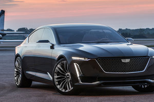 Cadillac выпустит конкурента Tesla