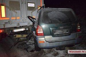 Замглавкома Сухопутных войск попал в серьезное ДТП под Николаевом - СМИ