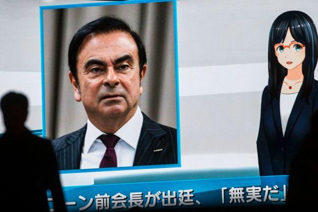 Исполнительный директор Nissan ушел в отставку на фоне скандала вокруг