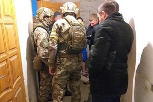 В Николаеве задержали банду, которая со стрельбой ограбила Национальную лотерею