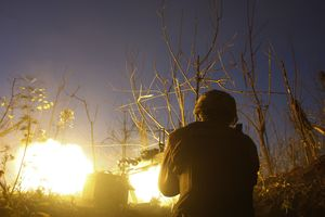 """Под Донецком боевики хотели устроить позиции в """"серой зоне"""", но получили по зубам"""