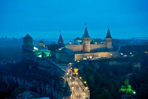 Каменец-Подольский замок: история жемчужины Подолья