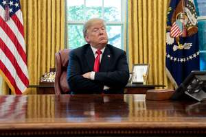 Трамп не знает, когда прекратится шатдаун