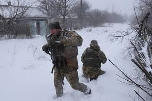 В зоне ООС украинские бойцы эффективно ответили на обстрелы боевиков
