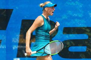 Дарья Лопатецкая выиграла второй турнир подряд