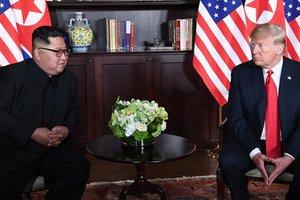 США предложили место проведения второй встречи Трампа с Ким Чен Ыном