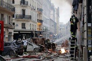 Во Франции уточнили количество погибших из-за взрыва в пекарне