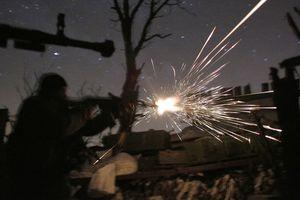 ВСУ попали под обстрел на Донбассе: ранен украинский боец