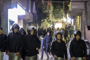 Чрезвычайное положение в Египте продлено на три месяца из-за угрозы терактов
