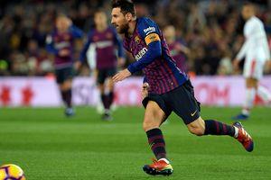 Месси стал первым футболистом, забившим 400 голов в чемпионате Испании