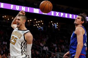 Украинцы Лэнь и Михайлюк сыграли в НБА: оба проиграли