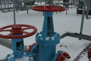 Украина активно сжигает зимние запасы газа