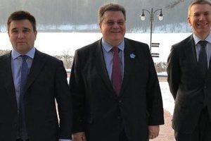 На Донбасс 15 января Климкин привезет четырех министров из ЕС