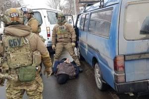 На Донбассе задержали семерых лиц, подозреваемых в пособничестве боевикам