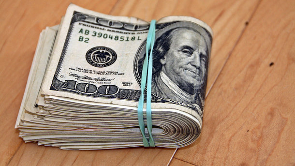 Руб. растёт кдоллару иевро ссамого начала торгов