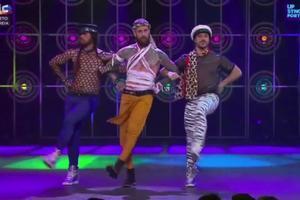 Экс-игрок сборной Португалии принял участие в чумовом телешоу: появилось видео странного танца