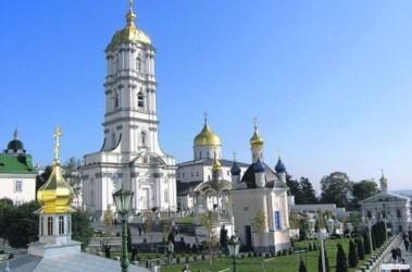 Целебные святыни Украины