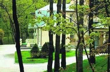 Март 2007 резиденция януковича в новых