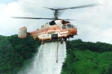 Шуфрич хочет купить российские пожарные вертолеты Ка-32 - Новости ...
