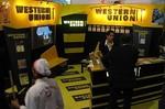 Western union курс валют