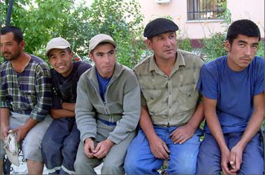 Гастарбайтеры фото с сайта ferghana ru