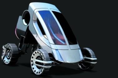 Поделки с детьми транспорт будущего 12
