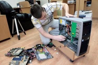 Компьютерная помощь на дому, ремонт ПК у метро Новослободская
