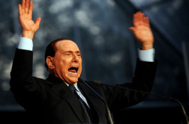 Секс скандал сильвио берлускони