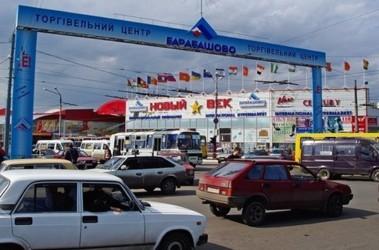 Харьковский рынок Барабашово может перейти от народного депутата Александра Фельдмана под крыло нардепа от ПР Юрия...