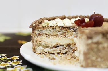 Торт киевский рошен рецепт с фото